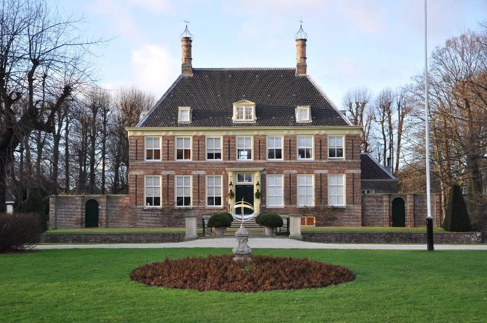 Voorgevel Buitenplaats Akerendam Beverwijk