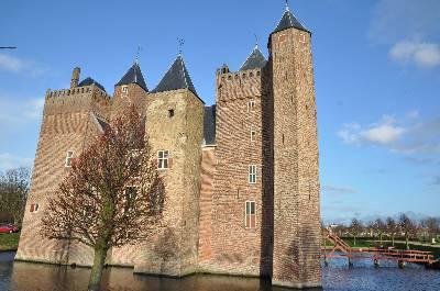 Kasteel Assumburg Heemskerk