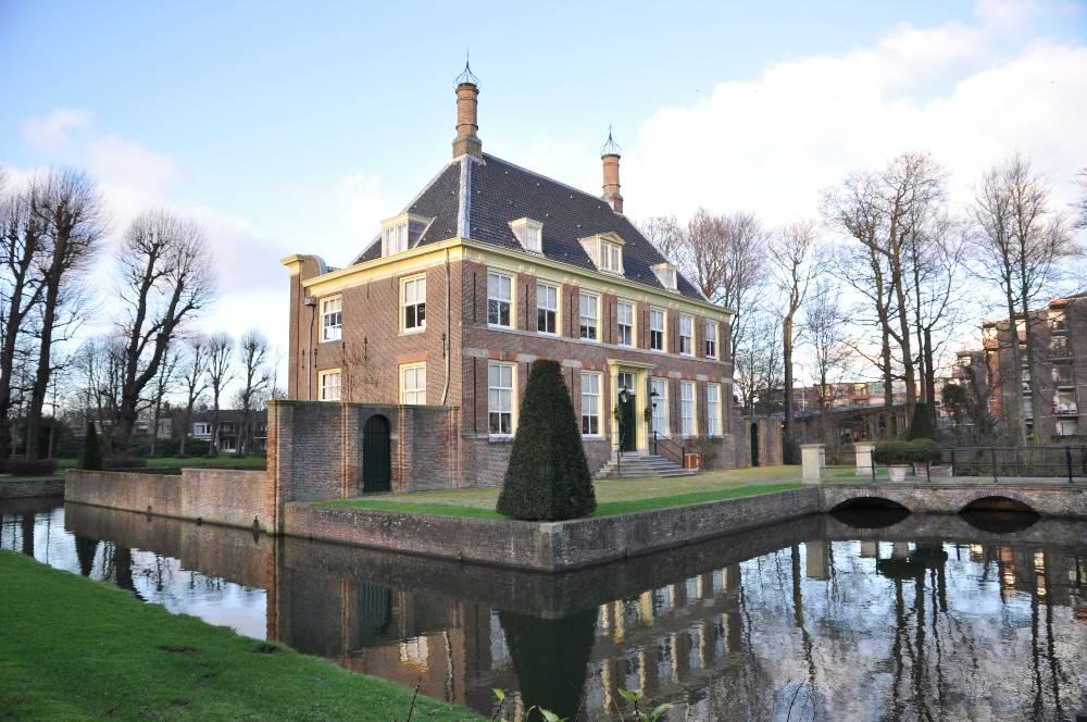 Slotgracht Buitenplaats Akerendam Beverwijk
