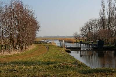 Hoge brug/Schulpvaart