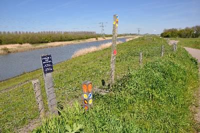 St Aagtendijk bij Beverwijk