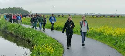 Wandelevenement Oer-IJ Expeditie