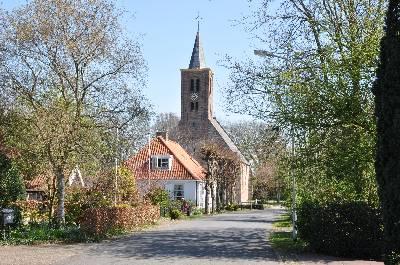 Hervormde kerk Limmen