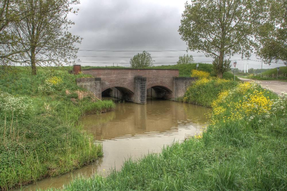 Damsluis bij de Kagerweg