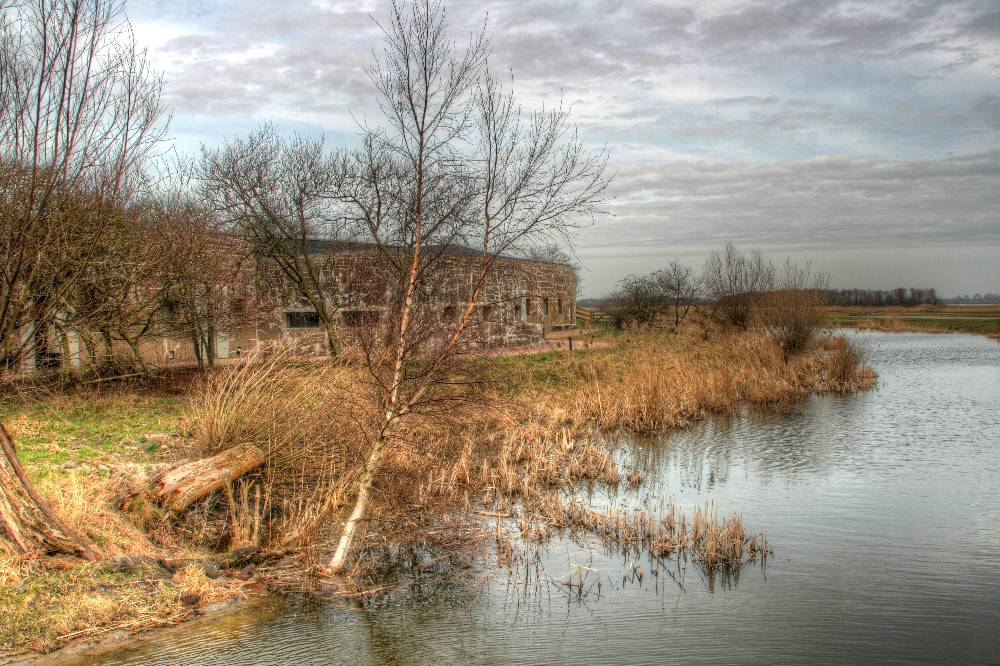 Fort bij Krommeniedijk/fort K'ijk