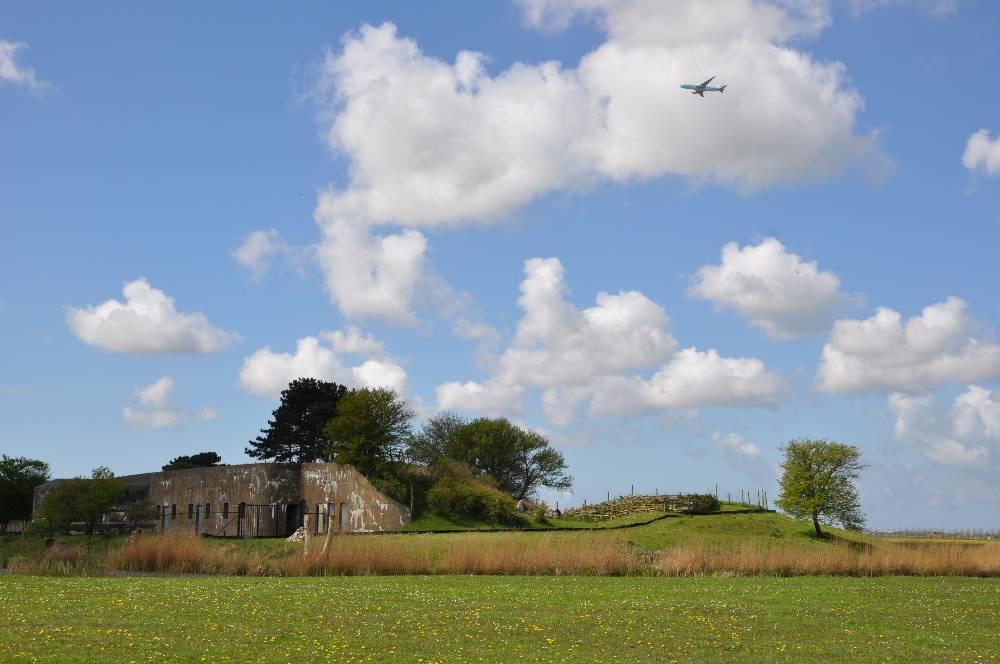 Fort Krommeniedijk huisvest expositie over de Stelling van Amsterdam