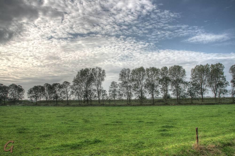 Liniedijk bij Beverwijk