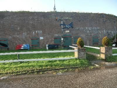 Kruitkamer, onderdeel Stelling van Amsterdam