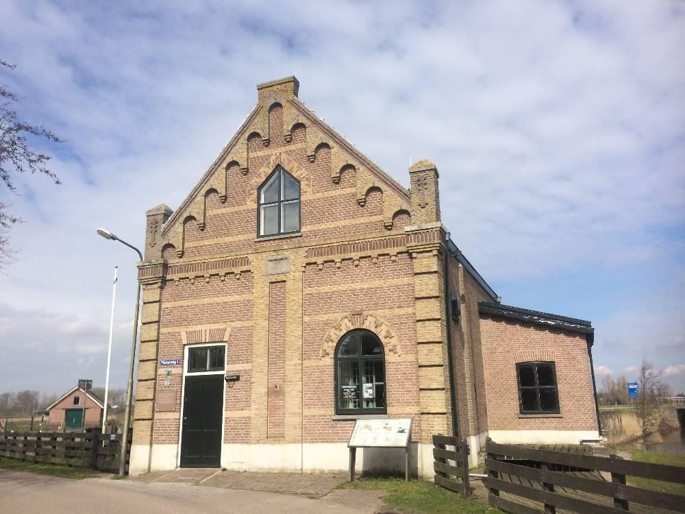 Museumgemaal in Akersloot