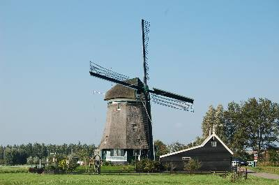 De Tweede Broekermolen