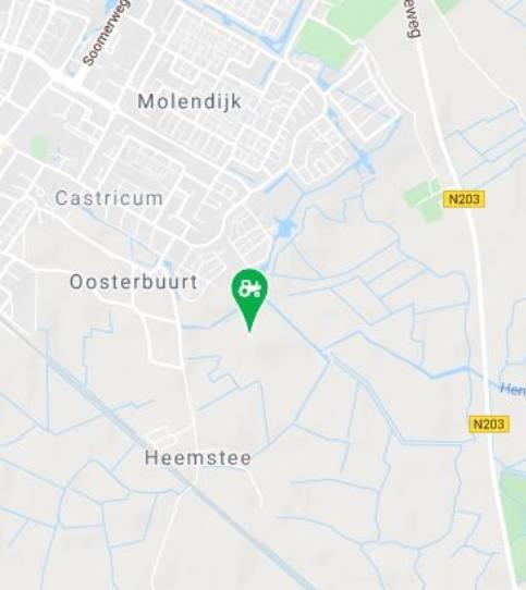 Cronenburg op de kaart