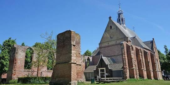 Ruïnekerk - gemeente Bergen